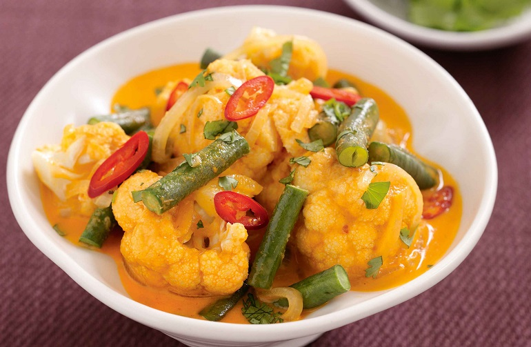 Блюда из цветной капусты: повседневное меню и праздничный ужин
