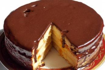 Торт-«Чародейка»
