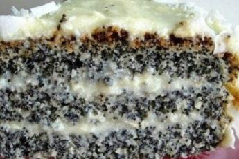 Изумительный-торт-с-маком-Блаженство