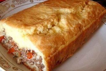 Ленивый-пирог-с-вкуснейшей-начинкой