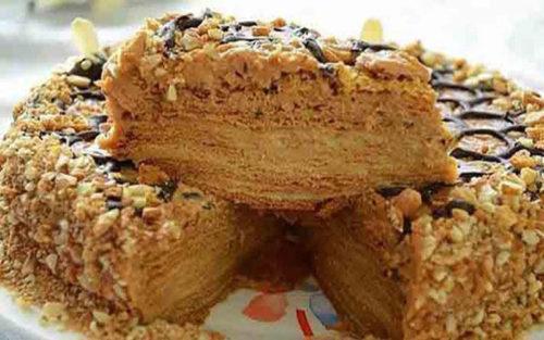 Медовый-торт-с-заварным-кремом