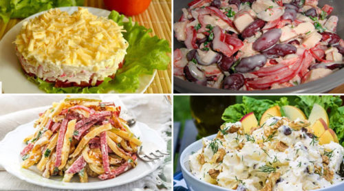 Отличная-подборка-из-10-самых-вкусных-и-быстрых-салатов