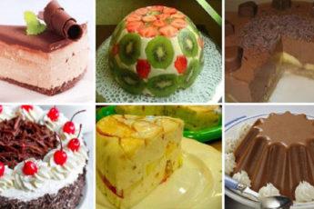 десерты-без-выпечки