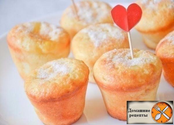 Домашние кексы: ТОП-3 рецепта