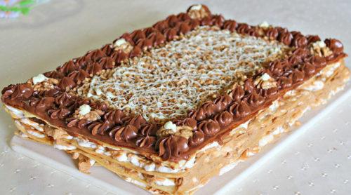 Торт-Шоколадная-Маркиза