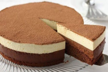 Торт-Шоколадный-дуэт