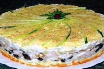 Салат-торт-№-1-в-мире