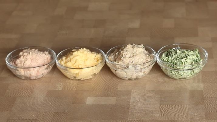 Четыре рецепта вкусного масла для бутербродов