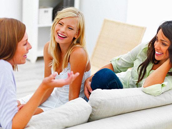 Картинки по запросу Как общаться с близкими подругами