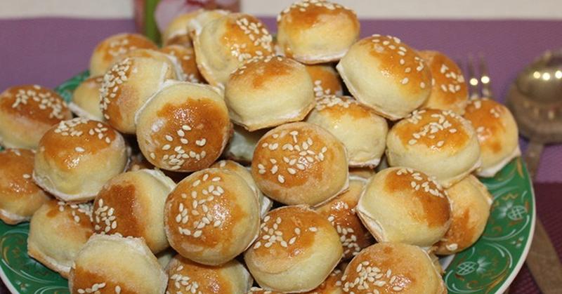 маленькие пирожки