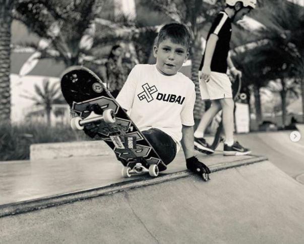 Максим Абрамов - 10-летний скейтбордист без ног, который способен на невозможное