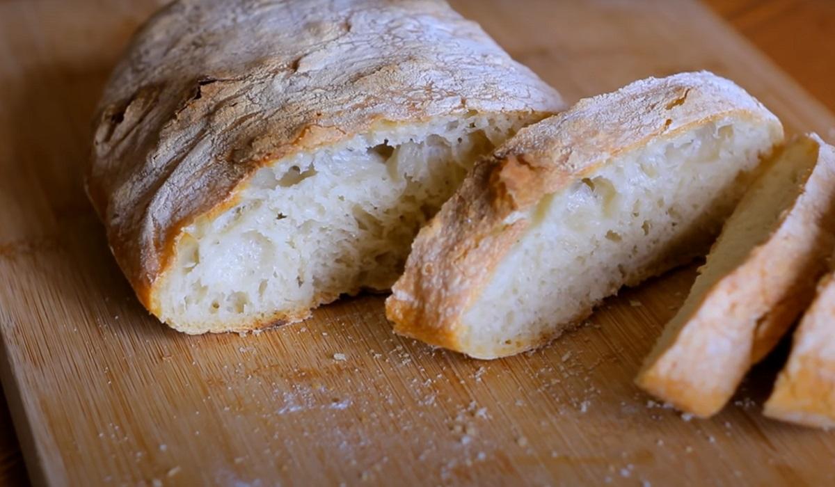 рецепт хлеба с дырками
