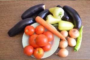 как приготовить овощную икру с баклажанами и помидорами
