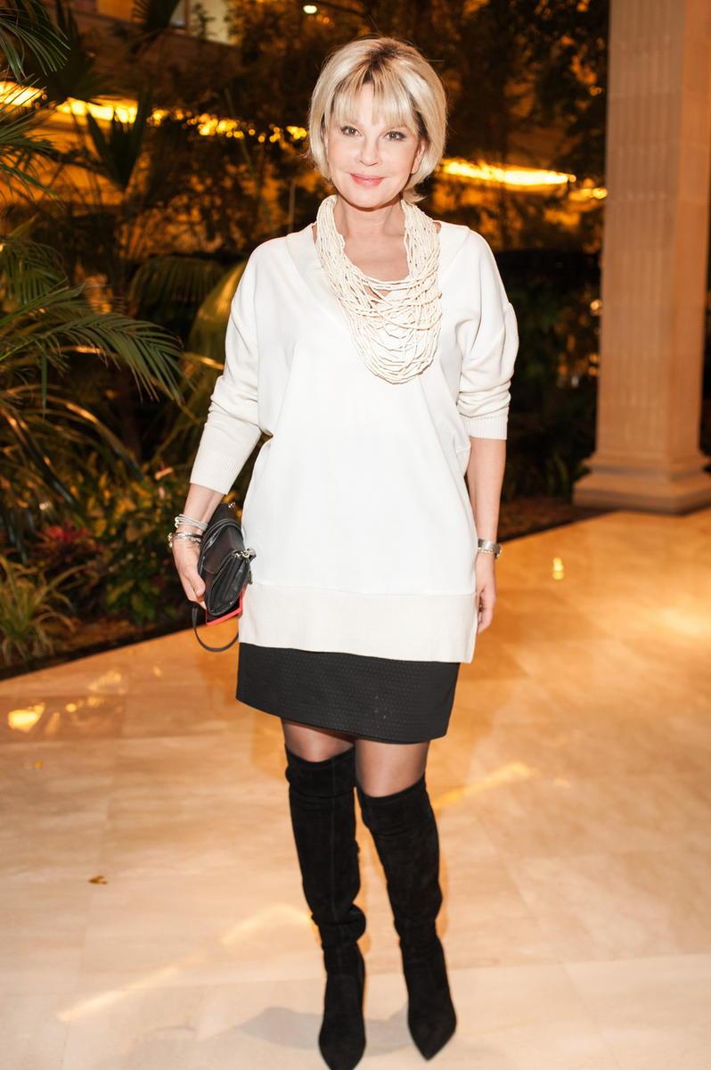 Татьяна Веденеева: стильные образы 67-летней ведущей и актрисы - 2