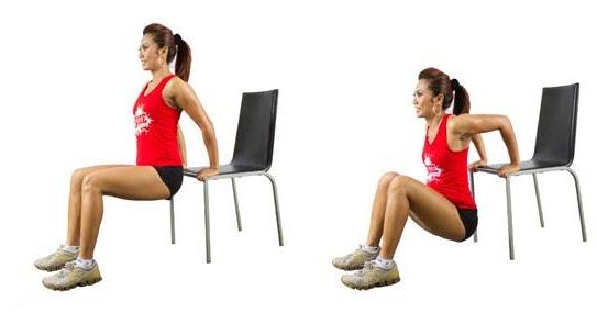 """Картинки по запросу """"упражнения для рук со стулом"""""""