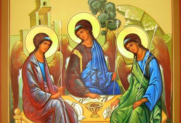Троица 2020 - когда, выходные на Троицу, что можно и что нельзя делать, открытки и поздравления со Святой Троицей